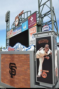 Photo by elki | San Francisco  at&t park, giants
